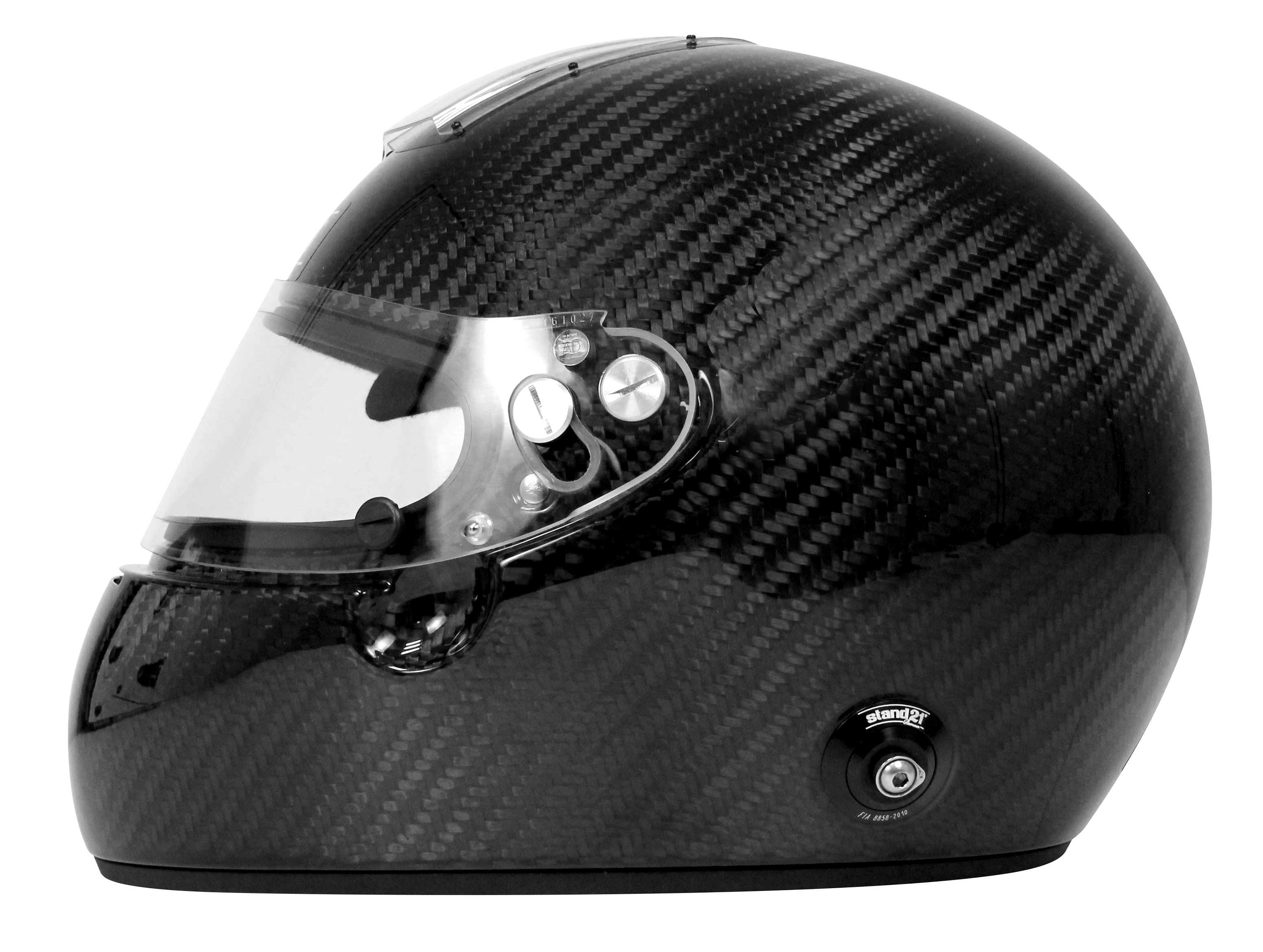 Stock IVOS-Double Duty helmet