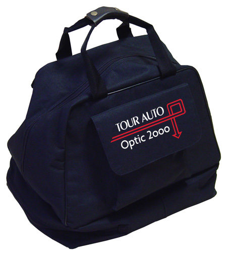 Tour Auto Optic 2ooo helmet/FHR carrying bag