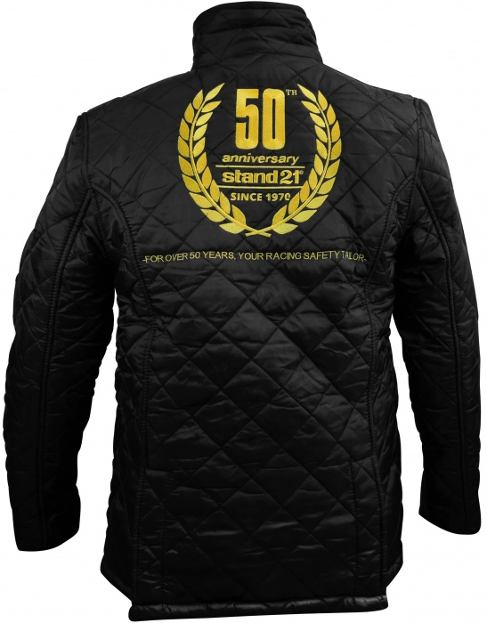 Stand 21 50th Anniversary jacket